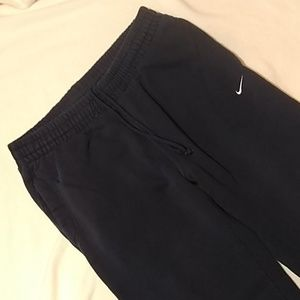 VTG Nike Navy Blue Sweatpants